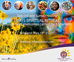 Taita Inti England May 2018
