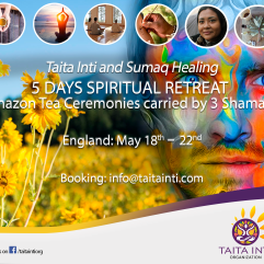 Taita Inti England May 2018