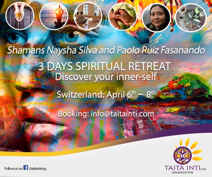 Taita Inti Switzerland April 2018