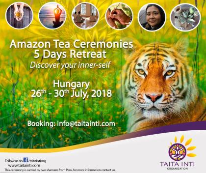 HUNGARY 05 DAYS RETREAT
